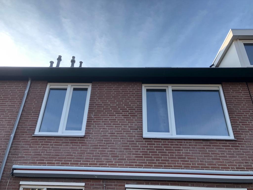 Kozijnen verdieping woning Amersfoort Schothorst