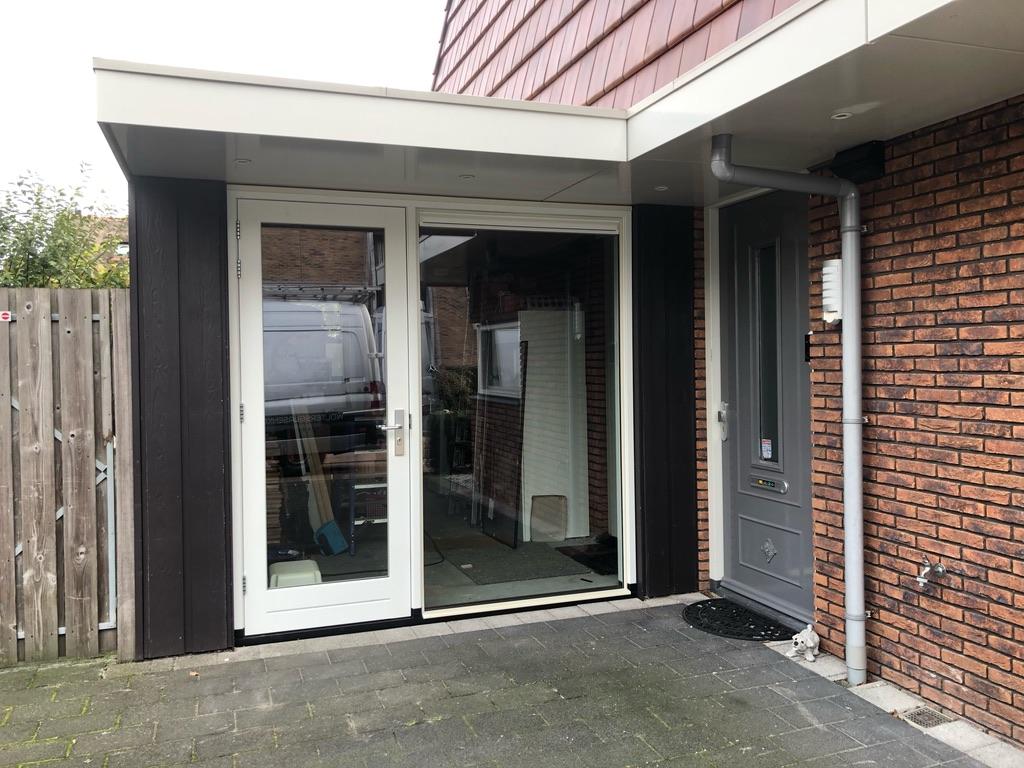 Garagedeur vervangen Hooglanderveen